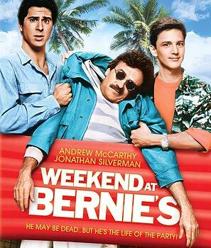Weekend At Bernie's (ej svensk text) (Blu-ray)