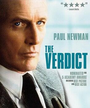 Verdict (Blu-ray)