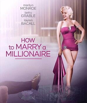 Hur Man Får En Miljonär (Blu-ray)