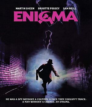 Enigma (ej svensk text) (Blu-ray)
