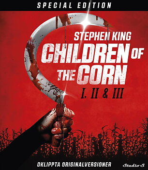 Children of the Corn Trilogin (Blu-ray)