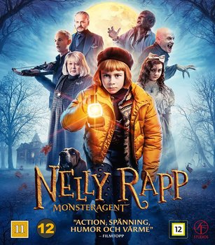 Nelly Rapp - Monsteragent (Blu-ray)