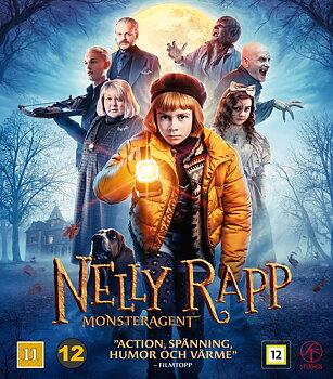 Nelly Rapp - Monsteragent (Blu-ray)