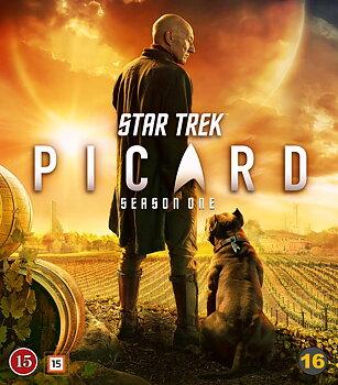 Star Trek: Picard - Säsong 1 (Blu-ray)