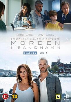 Morden I Sandhamn - Säsong 7 - Volym 2