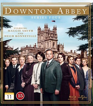 Downton Abbey - Säsong 4 (Blu-ray)