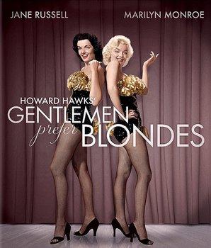 Herrar Föredrar Blondiner (Blu-ray)