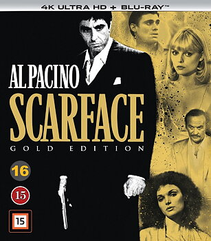 Scarface (4K Ultra HD Blu-ray + Blu-ray)