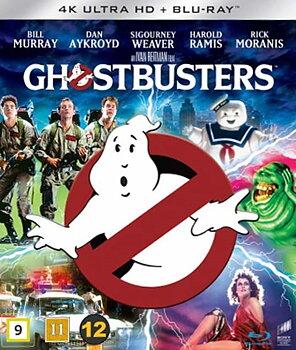 Ghostbusters(4K Ultra HD + Blu-ray)