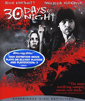 30 Days of Night (ej svensk text) (Blu-ray)
