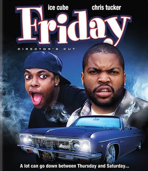 Friday (ej svensk text) (Blu-ray)