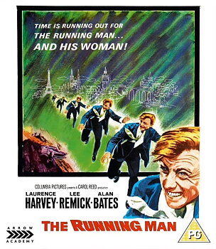 Running Man (ej svensk text) (Blu-ray)