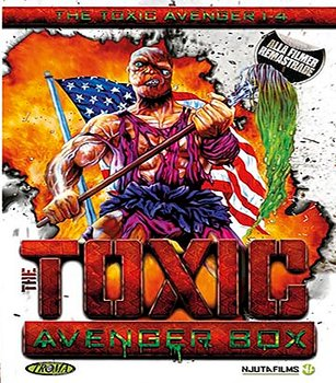 Toxic Avenger Box (Blu-ray)