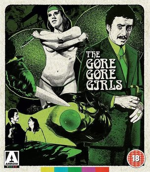 The Gore Gore Girls (ej svensk text) (Blu-ray)