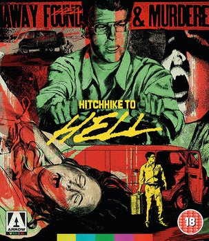 Hitch Hike To Hell (ej svensk text) (Blu-ray)