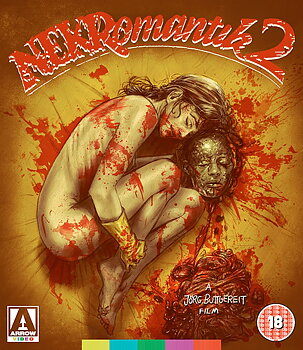 Nekromantic 2 (ej svensk text) (Blu-ray + DVD)