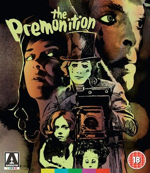 The Premonition (ej svensk text) (Blu-ray)