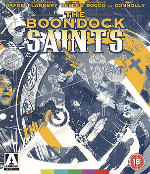 Boondock Saints (ej svensk text) (Blu-ray)