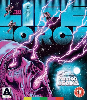 Lifeforce (ej svensk text) (Remastered) (Blu-ray)