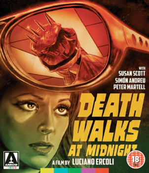 Death Walks At Midnight (ej svensk text) (Blu-ray)