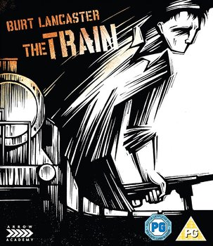 Train (ej svensk text) (Blu-ray)