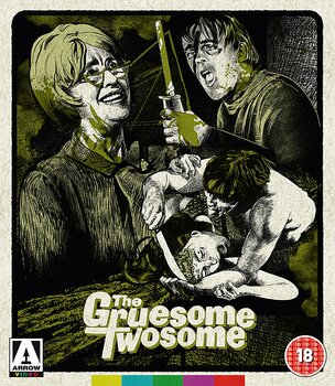 Gruesome Twosome (ej svensk text) (Blu-ray)