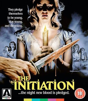 The Initiation (ej svensk text) (Blu-ray + DVD)