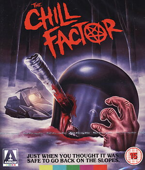 Chill Factor (ej svensk text) (Blu-ray)