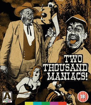 Two Thousand Maniacs! (ej svensk text) (Blu-ray)