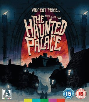 Haunted Palace (ej svensk text) (Blu-ray)