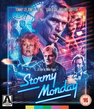 Stormy Monday (ej svensk text) (Blu-ray + DVD)