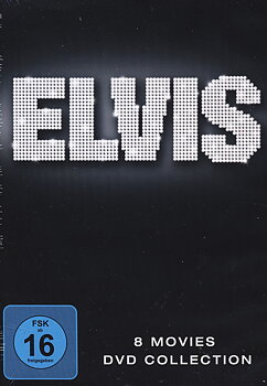 Elvis 30th Anniversay DVD Collection (8-disc)