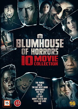 Blumhouse of Horror - 10 Movie Collection
