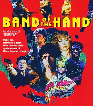 Band of the Hand (ej svensk text) (Blu-ray)