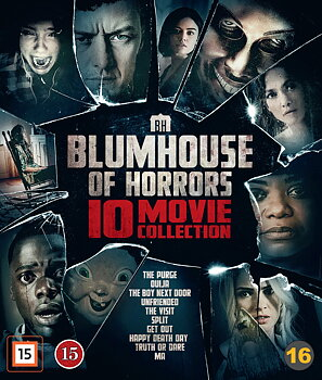 Blumhouse of Horror - 10 Movie Collection (Blu-ray)