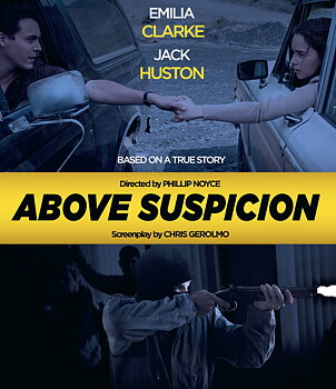 Above Suspicion (Blu-ray)