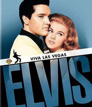 Viva Las Vegas (ej svensk text) (Blu-ray)