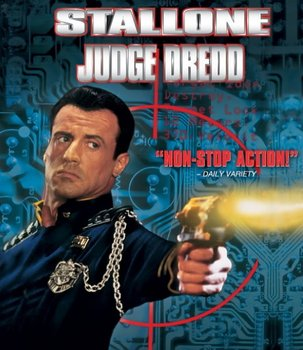 Judge Dredd (ej svensk text) (Blu-ray)