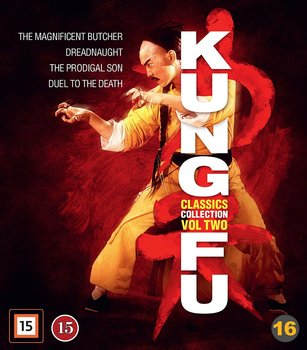 Kung Fu Classics Collection - Volym 2 (Blu-ray)