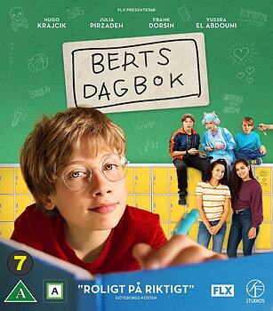 Berts Dagbok (Blu-ray)