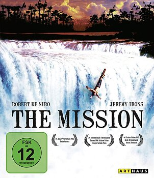 Mission (ej svensk text) (Blu-ray)