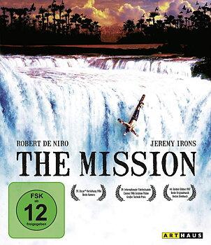 Mission (ej svensk text) (Blu-ray)