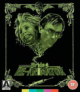 Bride of Re-Animator (ej svensk text) (Blu-ray + DVD)