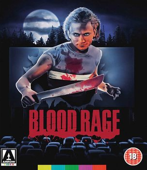 Blood Rage (ej svensk text) (Blu-ray + DVD)