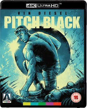 Pitch Black (ej svensk text) (4K Ultra HD Blu-ray)