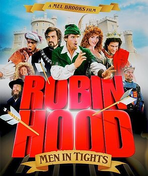 Robin Hood - Men In Tights (ej svensk text) (Blu-ray)