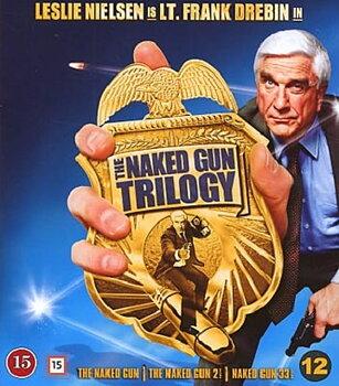 Nakna Pistolen Box (Blu-ray)