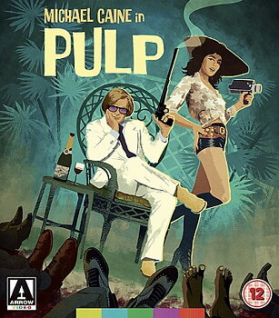 Pulp (ej svensk text) (Blu-ray)