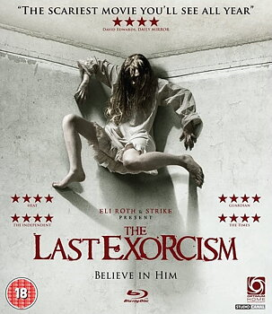 Last Exorcism (ej svensk text) (Blu-ray)