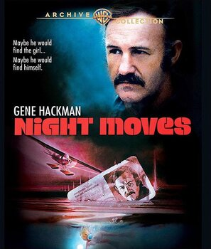 Night Moves (ej svensk text) (Blu-ray)